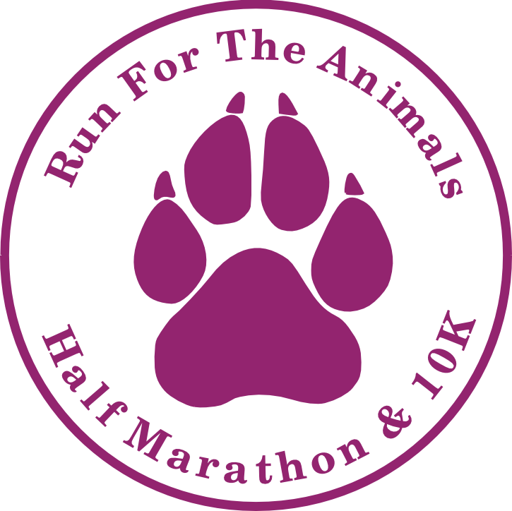 Logo Run For The Animals